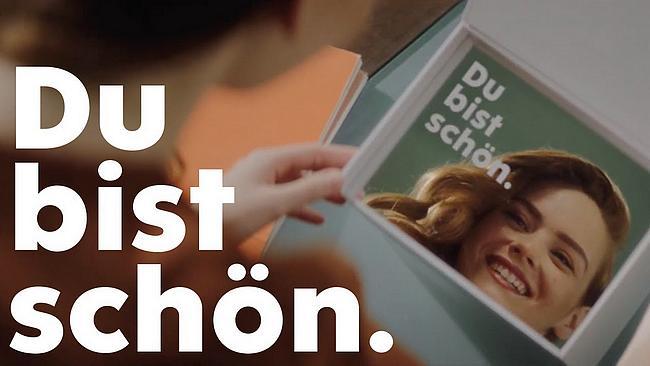 Screenshot aus Flaconi Werbung