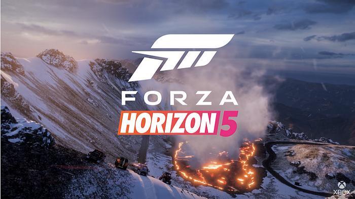 Screenshot aus dem Forza Horizon 5 TV-Spot