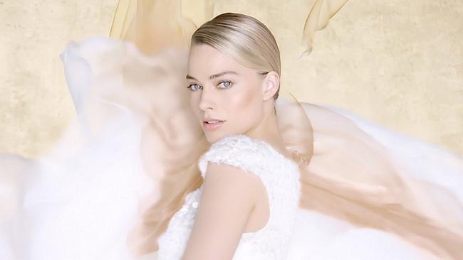 Screenshot aus Gabrielle Chanel Werbung