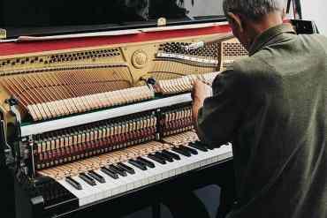 Gebrauchtes Klavier