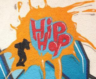 Hip Hop Graffiti