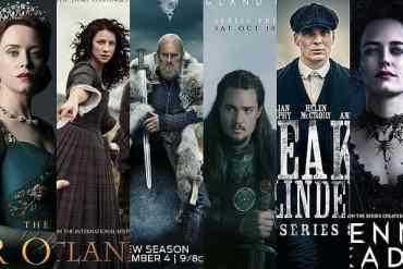 Historienserien auf Netflix