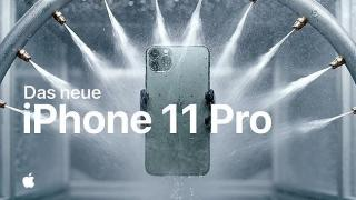 Screenshot aus iPhone 11 Werbung