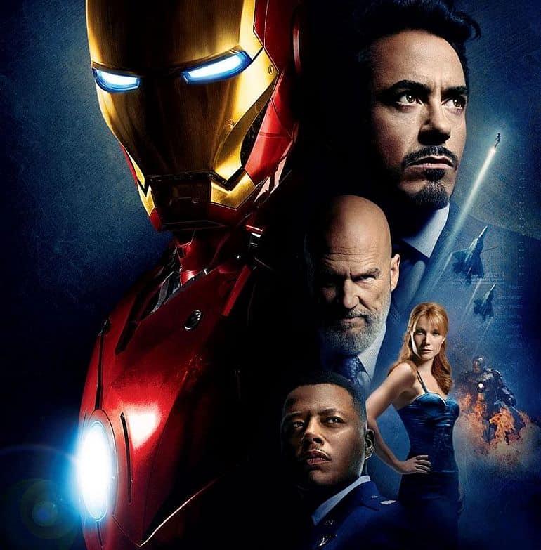 Filmposter Iron Man