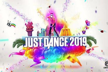 Screenshot aus Just Dance 2019 Werbung
