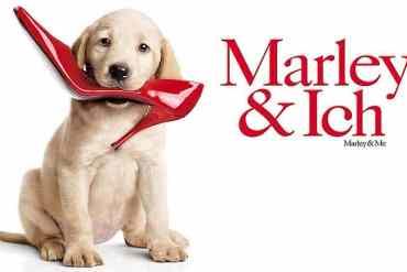 Filmposter Marley & Ich