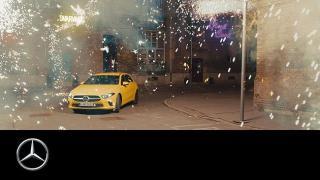 Mercedes Werbung Screenshot