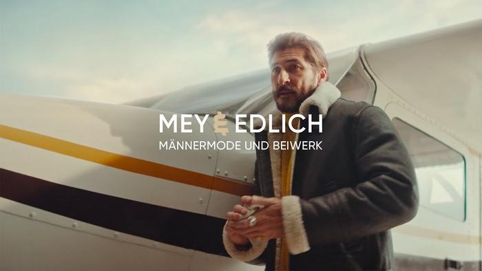Screenshot aus der May & Edlich Werbung