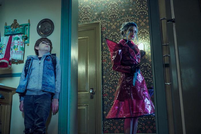 Natacha und Alex in Nightbooks