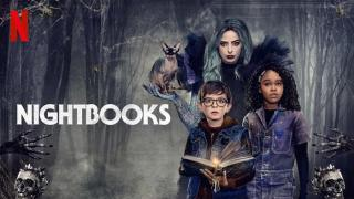 Nightbooks Netflix