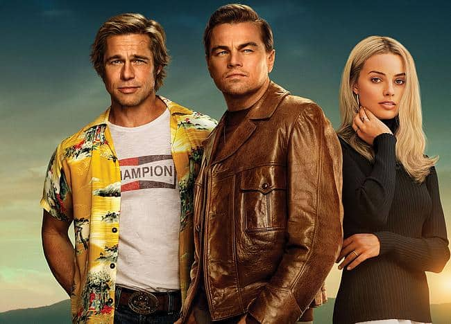 Once Upon A Time... In Hollywood Filmposter