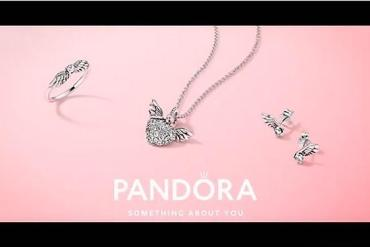 Screenshot aus PANDORA Jewelry Werbung