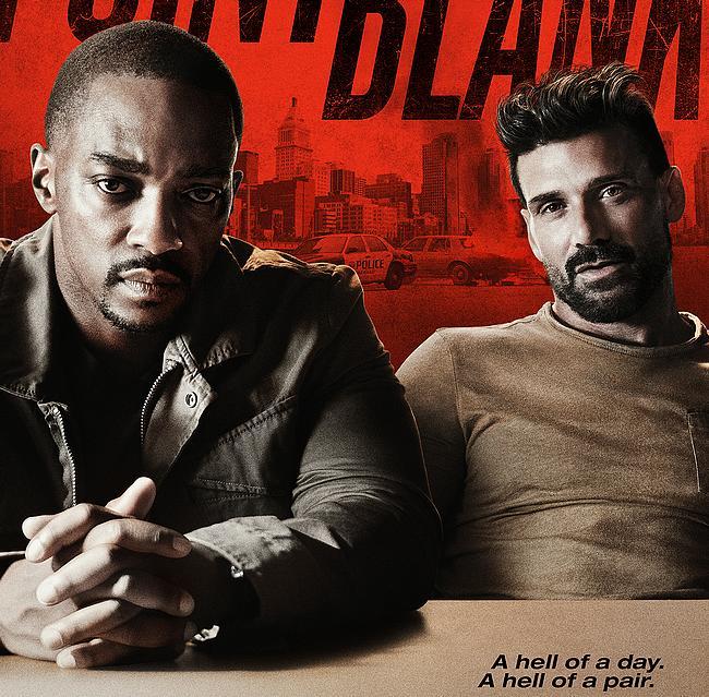 Point Blank Poster Netflix