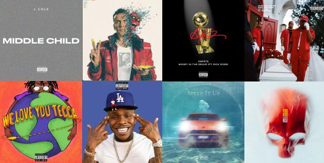 Rap Songs Coverbilder