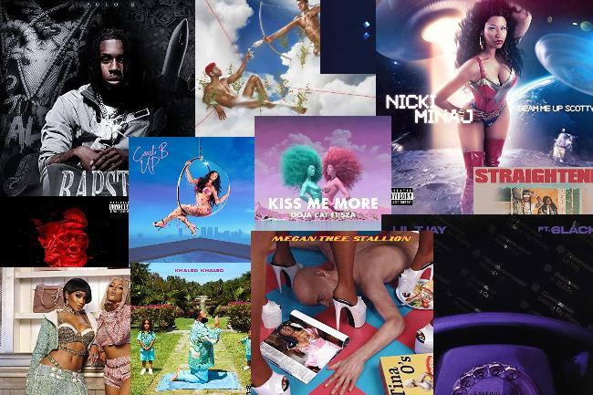 Rap-Songs 2021