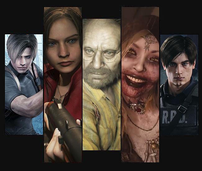 Resident Evil Spiele