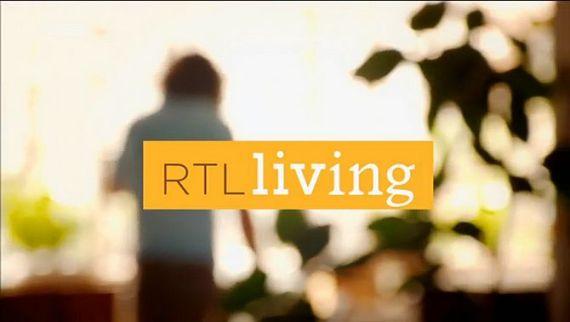 Screenshot aus RTL Living Werbung