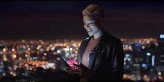 Screenshot aus Samsung Werbung 2019