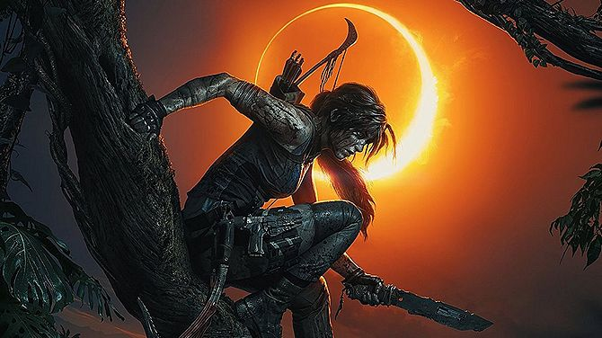 Shadow of the Tomb Raider Poster