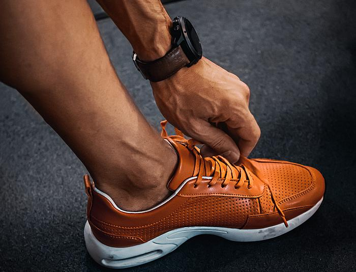 Smartwatch joggen