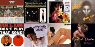 Soul Songs Cover-Bilder