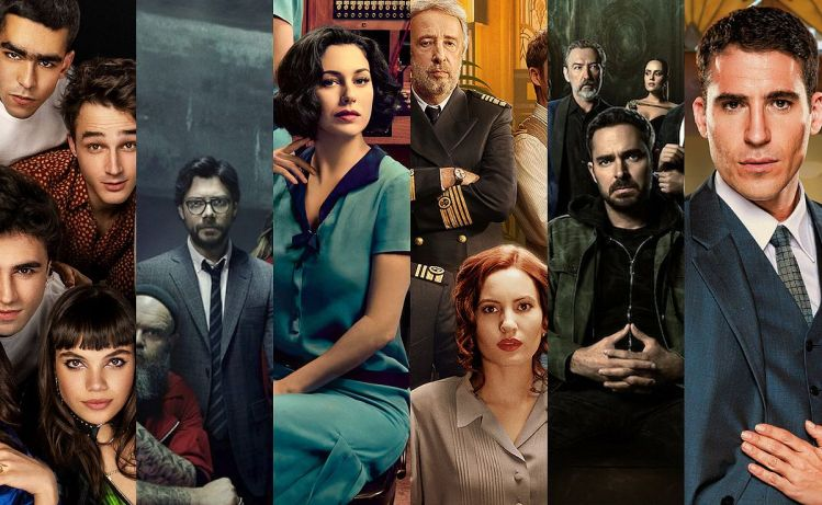 Spanischsprachige Serien