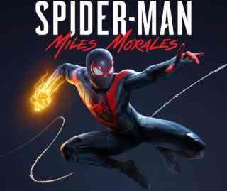 Screenshot aus der Spider Man Miles Morales Werbung
