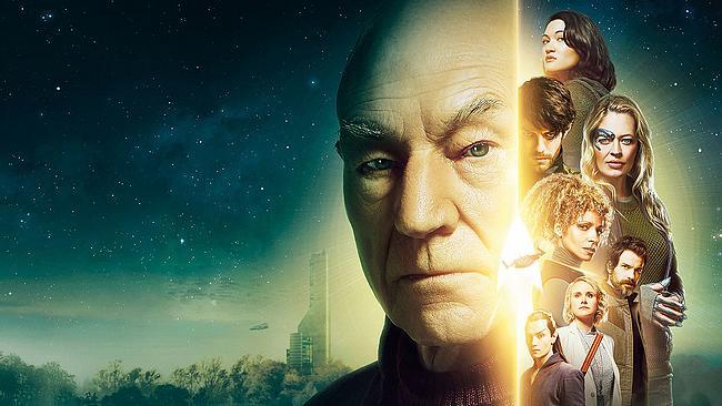 Star Trek Picard Staffel 2 Poster