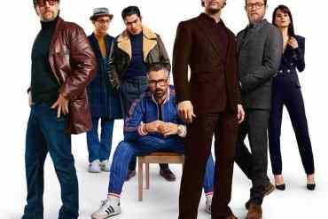 The Gentlemen Filmposter