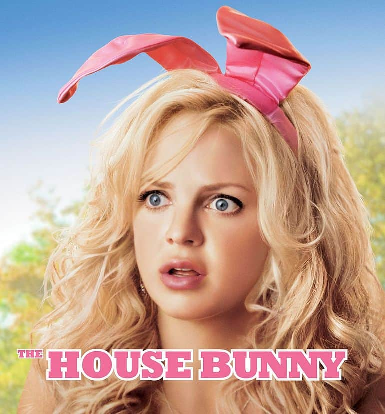 Filmposter The House Bunny