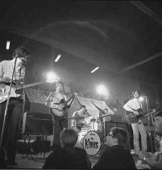 Ørsted, Henrik / Oslo Museum, The Kinks 1966, CC BY-SA 3.0