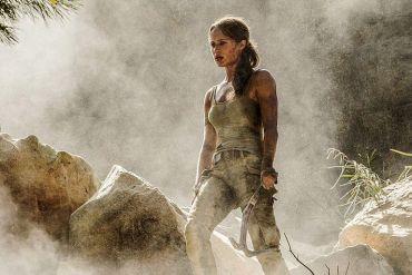 """Bild aus Film """"Tomb Raider"""""""