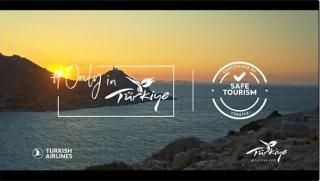 Screenshot aus der Turkish Airlines Werbung
