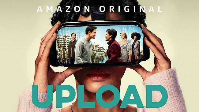 Upload Serie Amazon