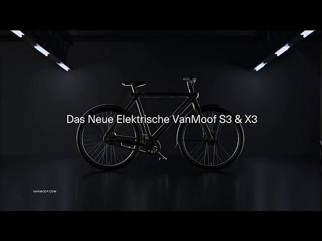 Vanmoof Werbung