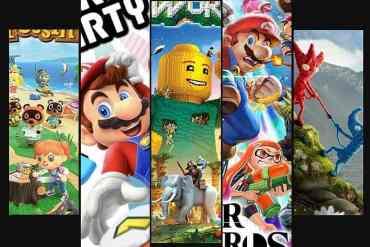 Videospiele für die ganze Familie