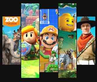 Videospiele für Kinder