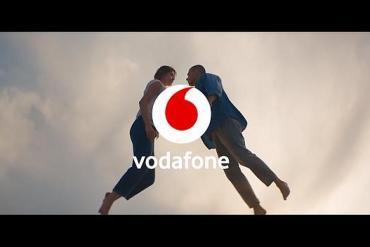 Screenshot aus Vodafone CallYa Digital Werbung