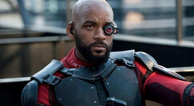 Will Smith als Deadshot