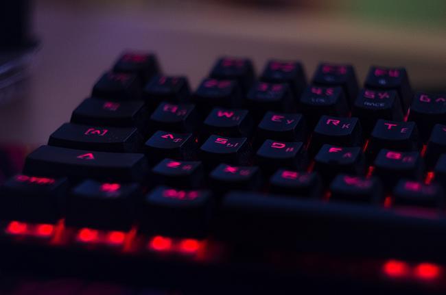 Wireless Gaming Tastatur