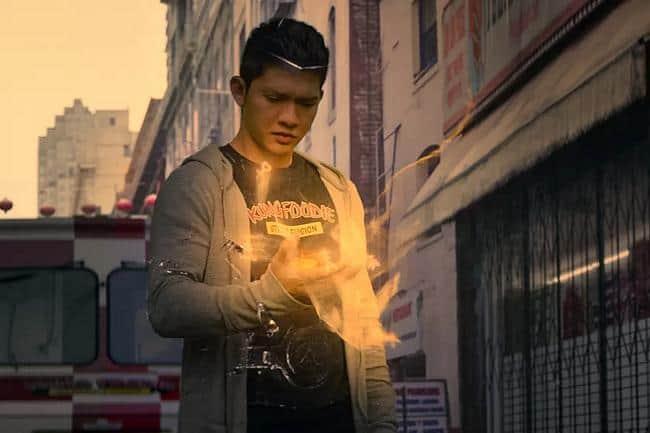 Screenshot aus der Netflix-Serie Wu Assassins