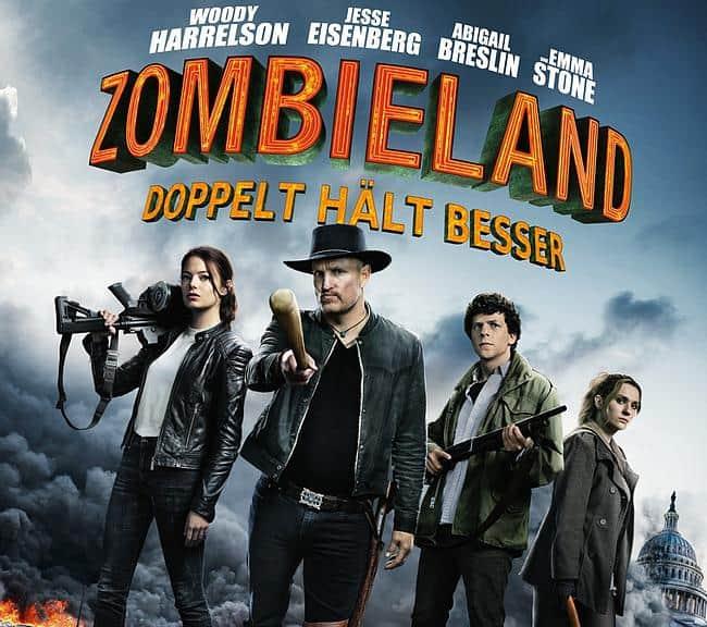 Zombieland 2: Doppelt hält besser Filmposter