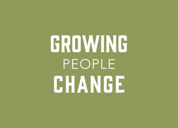 Growing People Change