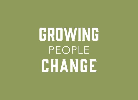 Growing People Change
