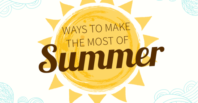 what to do in summer