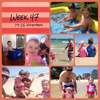 Week 47 LH Side