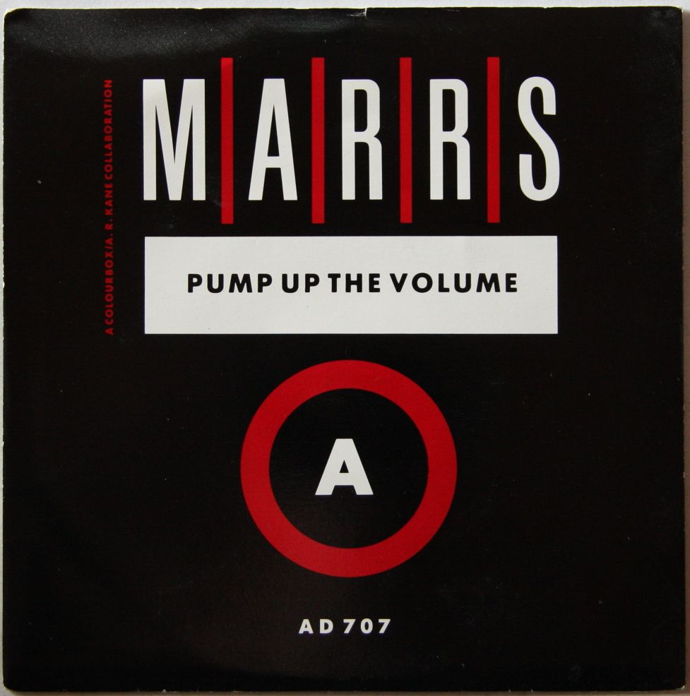 M.A.R.R.S. Pump Up The Volume