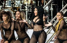 Nicki Minaj, Roskilde Festival 2015, Orange Scene, RF15