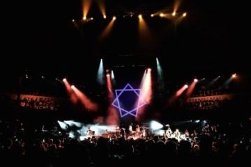 Damon Albarn i Royal Albert Hall, november 2014