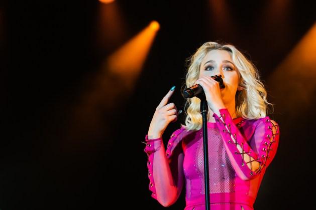 Zara Larsson, Fredagsrock Tivoli